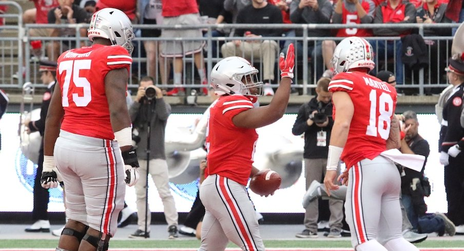 Ohio State opens as favorites.