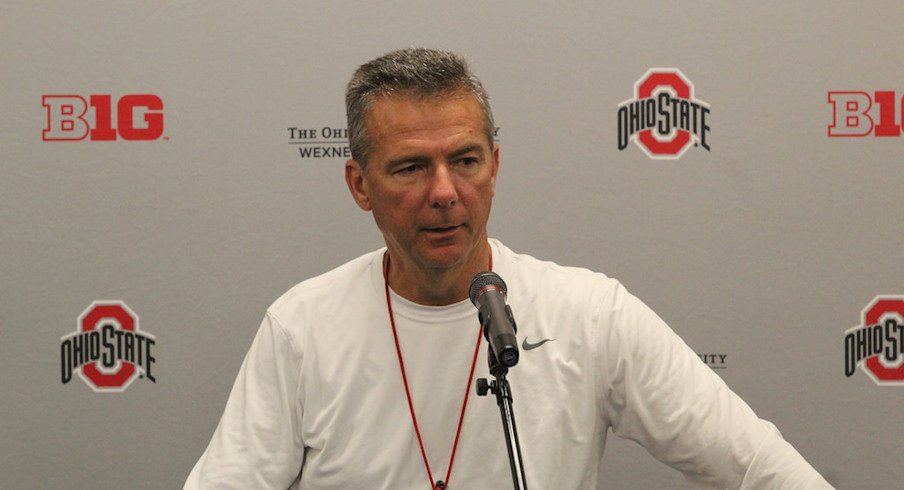 Urban Meyer's call-in show.
