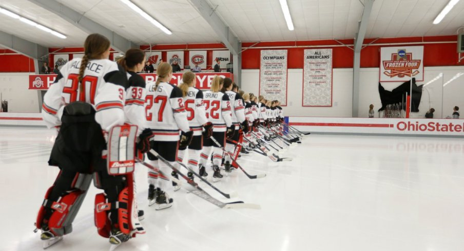 Ohio State women's hockey eyes a better result this week against Minnesota State.