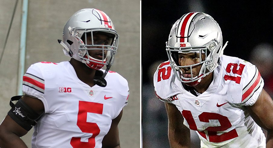 Step It Up: Second-Year Defenders Baron Browning and Isaiah Pryor