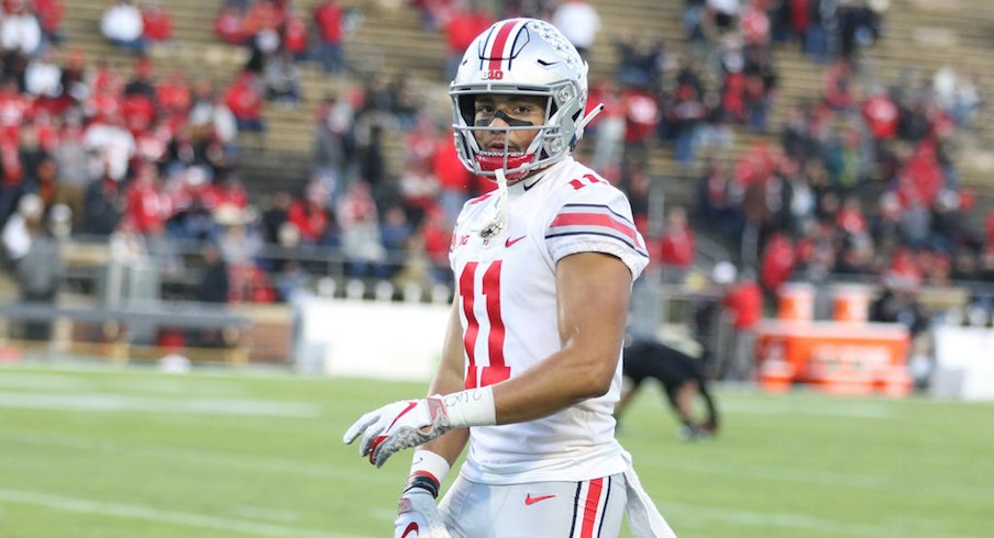 Austin Mack could miss the rest of the season.