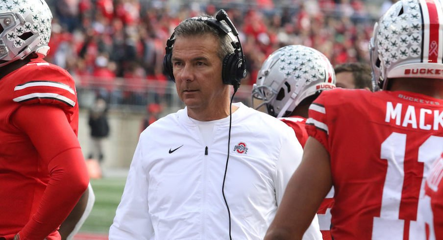 Urban Meyer has 5/4 odds of returning to Ohio State.