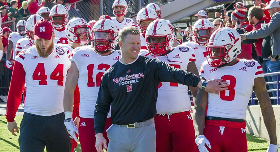 Scott Frost seems to have the Husks on the rise after a rocky start.