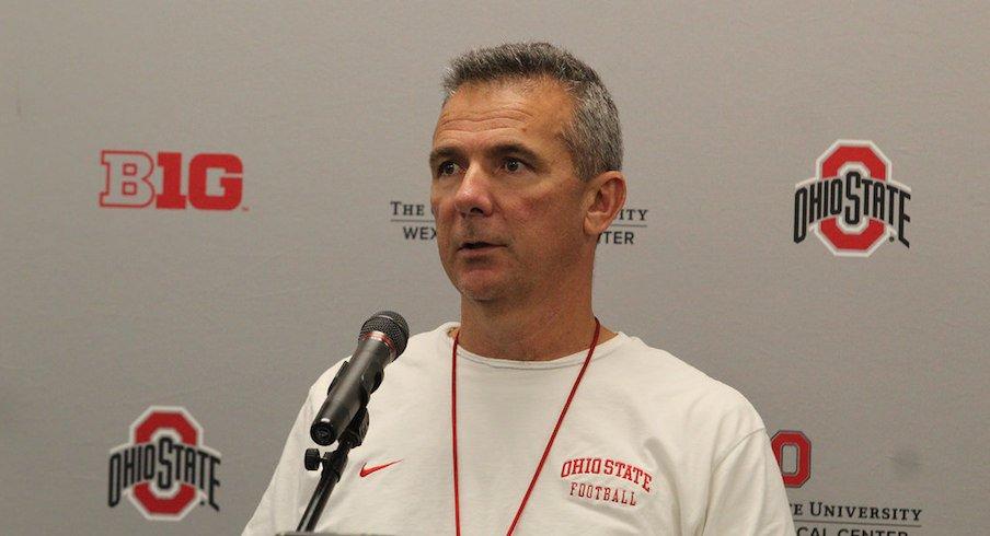 Urban Meyer talks Nebraska.
