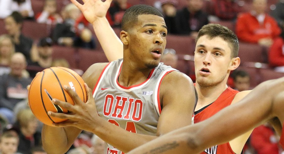 Kaleb Wesson is Ohio State's most vital player.