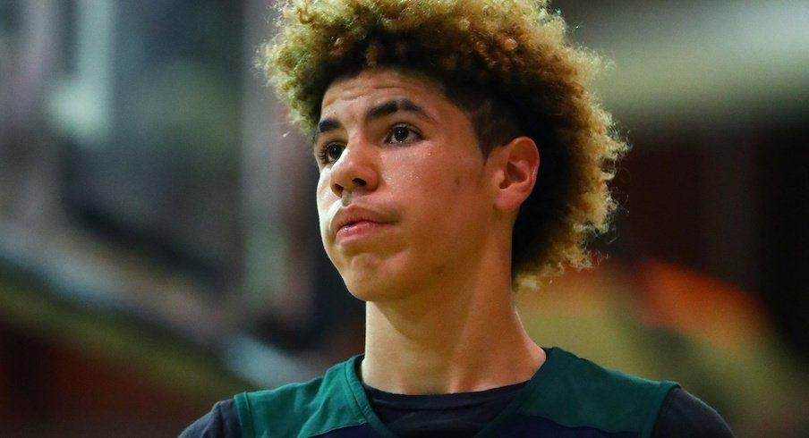 Lamelo Ball To Play At Spire Institute In Ohio Returning To