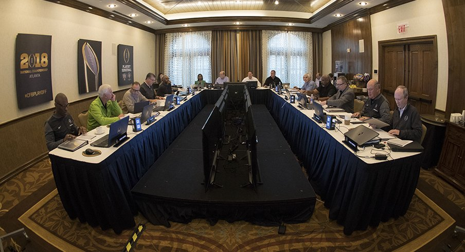 College Football Playoff Committee