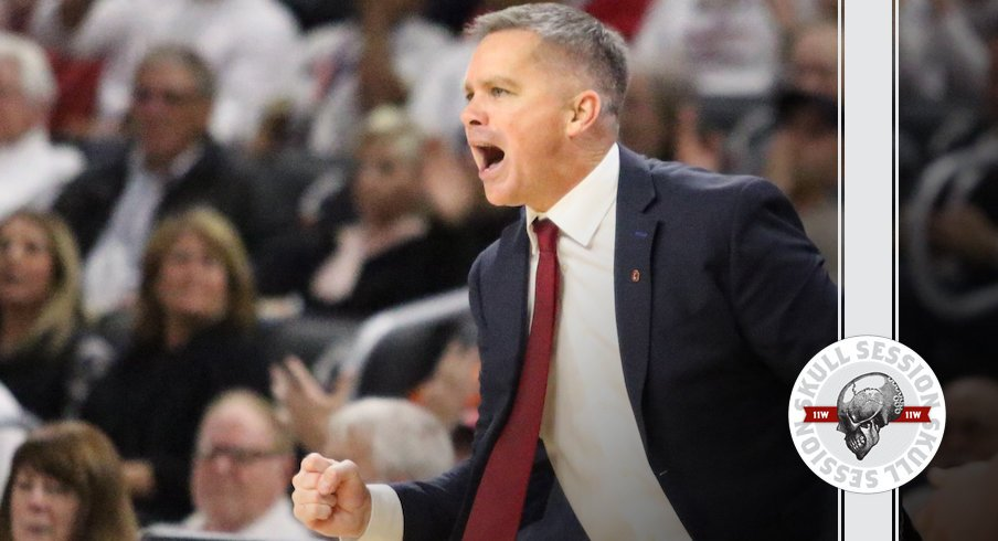 Chris Holtmann is ready.
