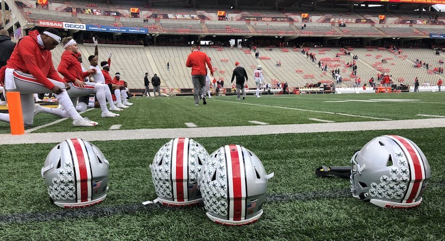 Ohio State Releases Travel Roster for Saturday's Game at Maryland