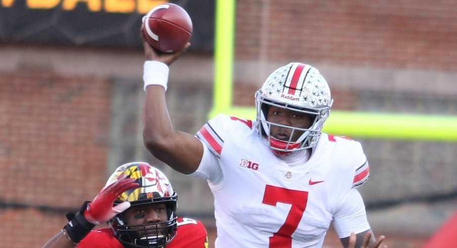 Dwayne Haskins is the Big Ten Player of the Week again.