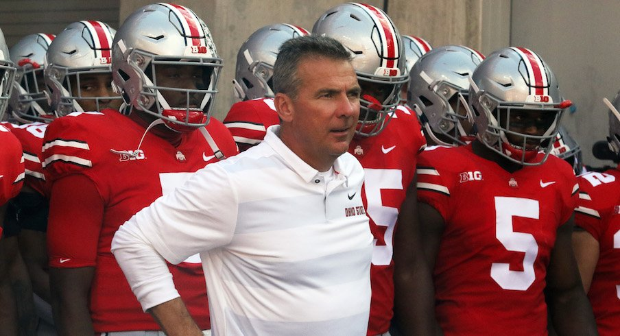 elevenwarriors.com - Dan Hope - Underdog Status Could Be Motivation for Ohio State Against Michigan, Even if Urban Meyer Doesn't Plan to Talk About It