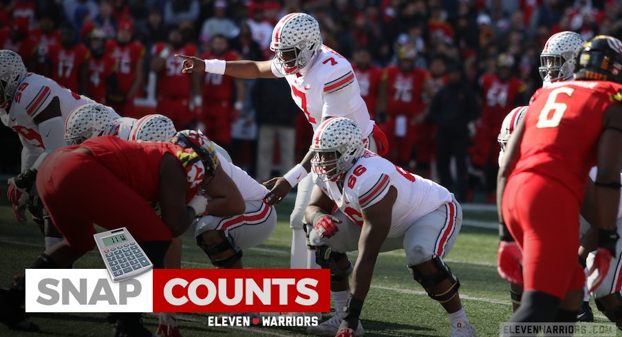 Dwayne Haskins and Ohio State's offensive line
