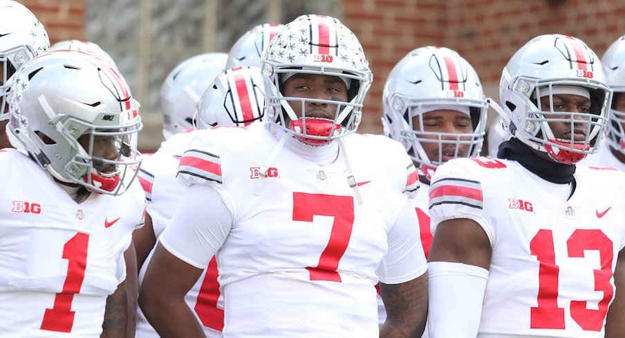 Ohio State is still poised