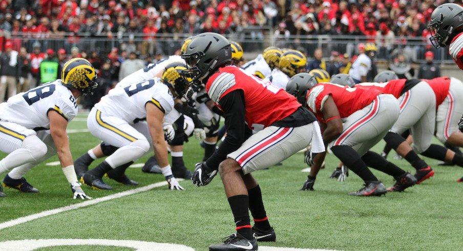 Ohio State vs. Michigan in 2016