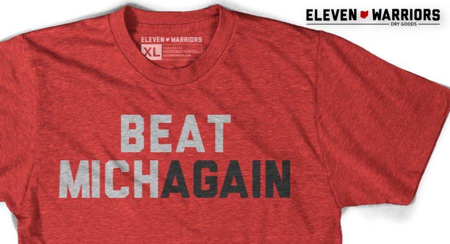Beat Michagain.