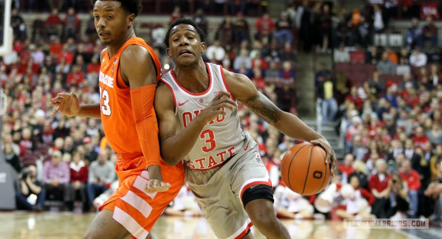 College Basketball Syracuse Uconn Ohio State Creighton: Ohio State Suffers First Loss Of The Season, Falling 72-62