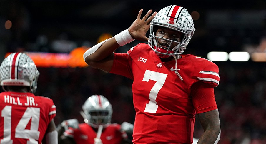 Dwayne Haskins is a record setter.