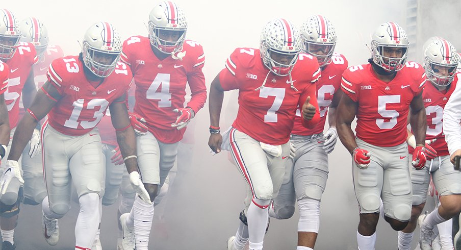 Ohio State players took to Twitter to react to the Rose Bowl berth.