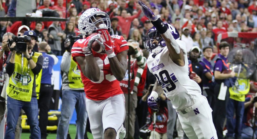 The Buckeyes made countless big plays on third down throughout their victory over Northwestern.