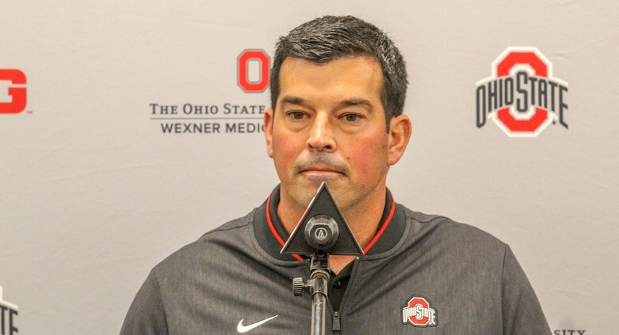 Ryan Day signs a five-year contract.