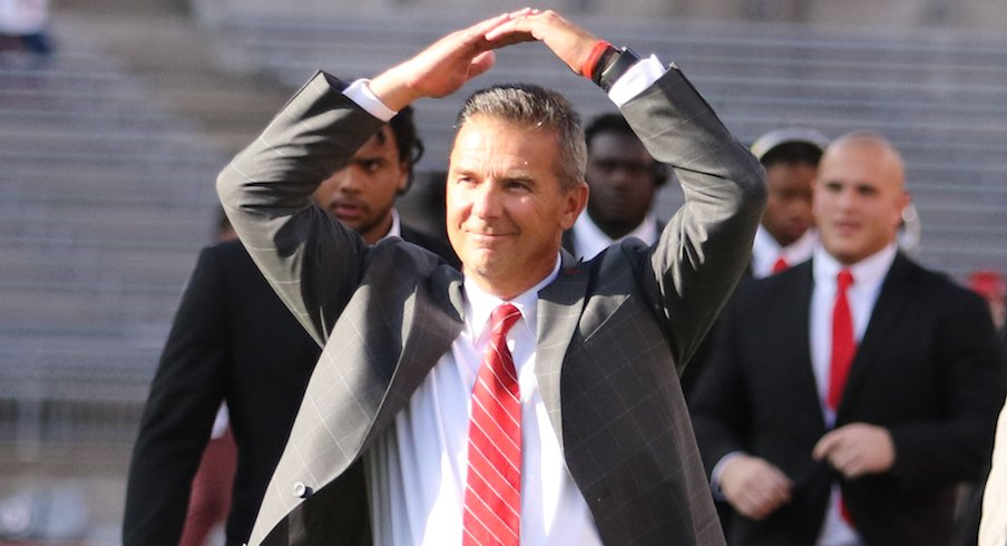 Urban Meyer is leaving Ohio State on his own terms.