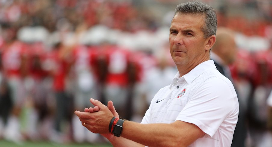 Urban Meyer believes he is done coaching.