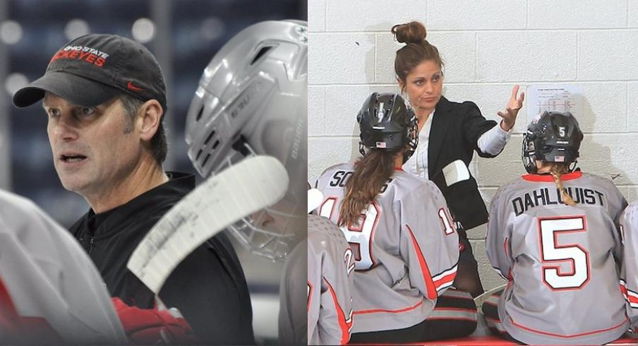 Buckeye coaches Steve Rohlik and Nadine Muzerall have secured commitments from some exciting young players.