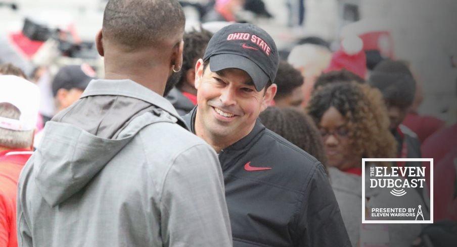 Incoming Ohio State head coach Ryan Day