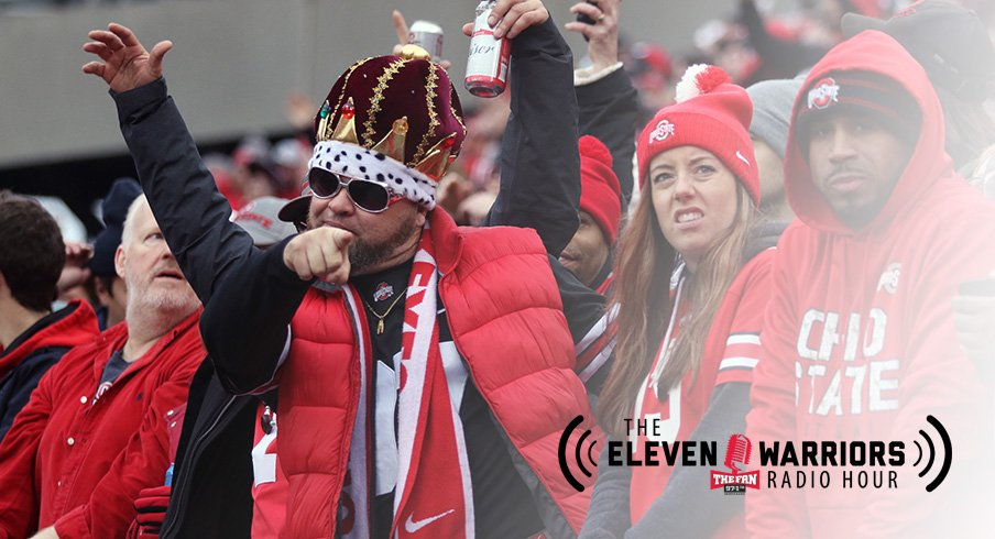 The Eleven Warriors Radio Hour on 97.1 the Fan