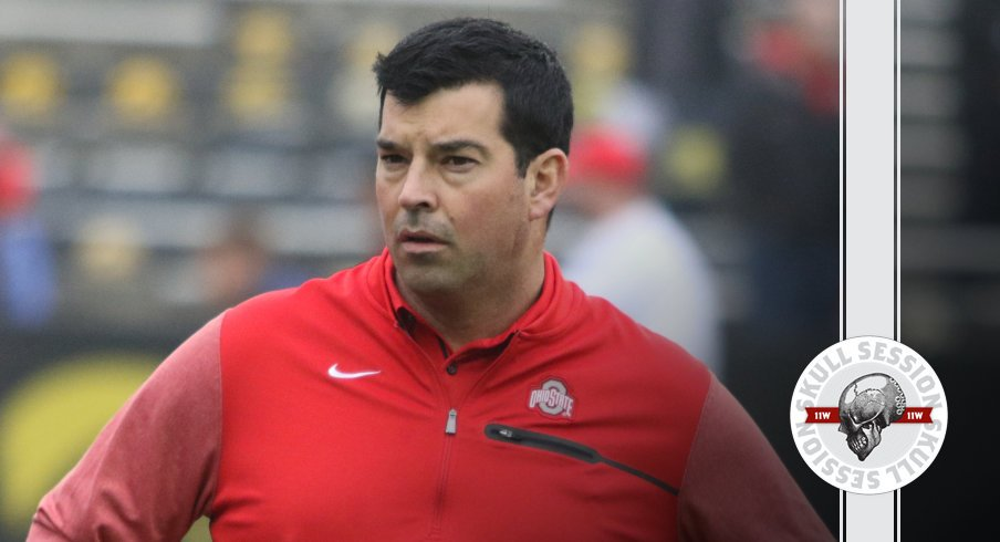Ryan Day is pleased about his first recruiting class in today's Skull Session.