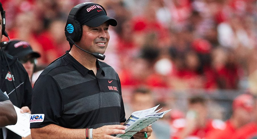 Ryan Day and the Buckeyes still have plenty of options for 2019.