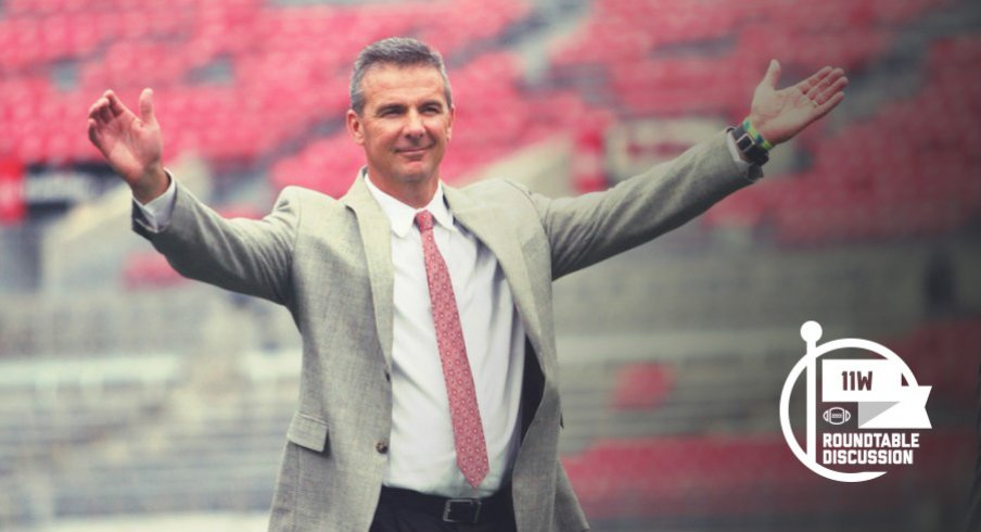 Urban Meyer looks to close his Ohio State head coaching tenure with a victory over Washington in the Rose Bowl.