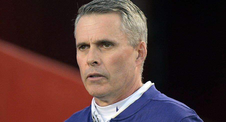 Washington coach Chris Petersen was impressed by Ohio State.