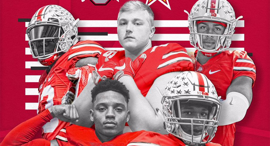 Five Ohio State signees will be in San Antonio this weekend.