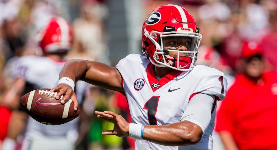 Justin Fields is Ohio State's highest-rated quarterback.