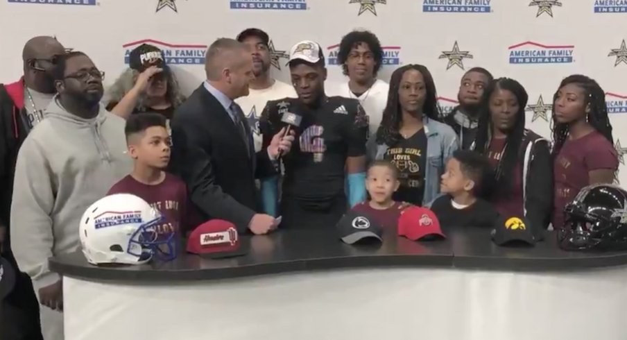 David Bell picks Purdue