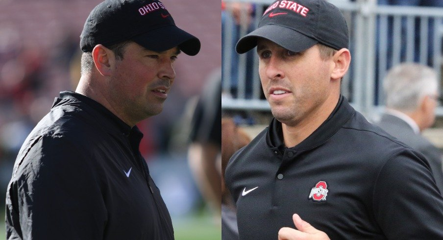 Ryan Day and Brian Hartline
