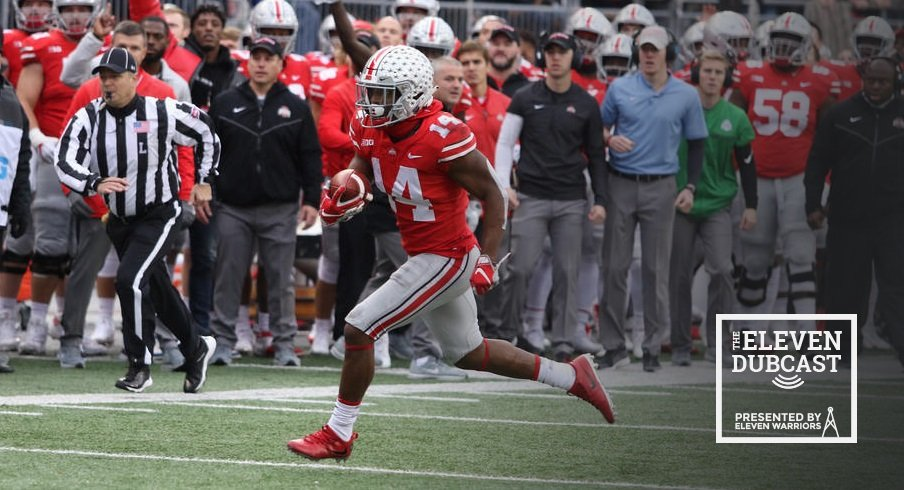 Ohio State wideout K.J. Hill