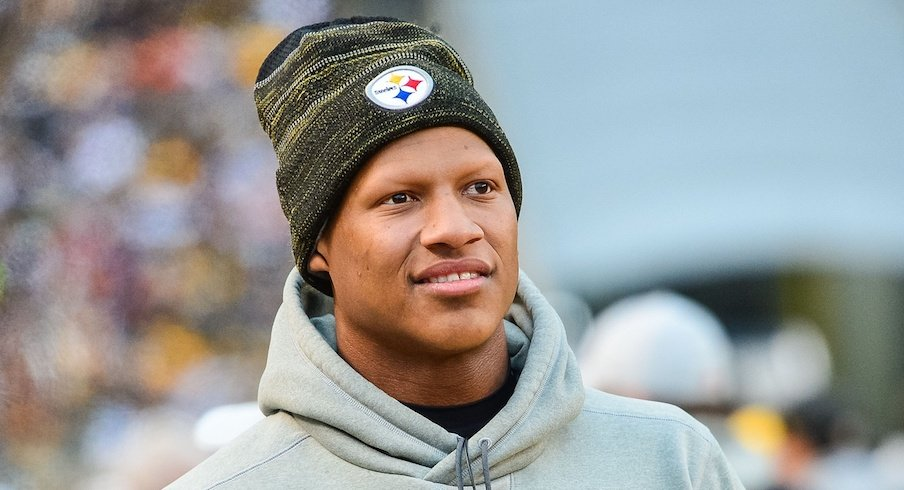 Ryan Shazier eyes an nfl return.