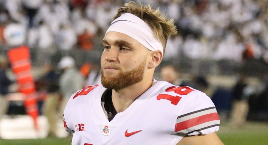 Coaching turnover is a big reason why he Tate Martell left Ohio State.
