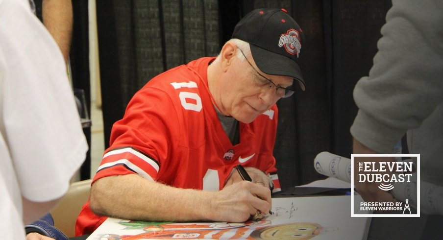 Former Ohio State quarterback Rex Kern