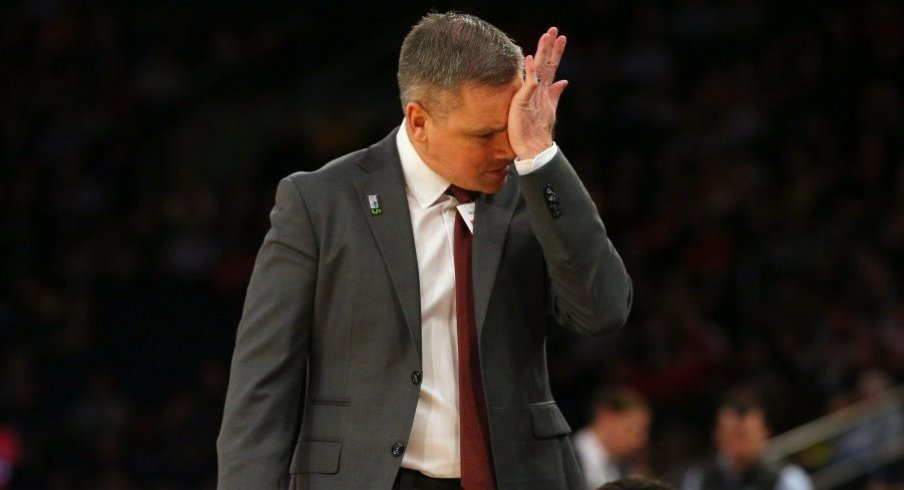 Chris Holtmann's Buckeyes are a five-game slide but optimism for the program should remain high.