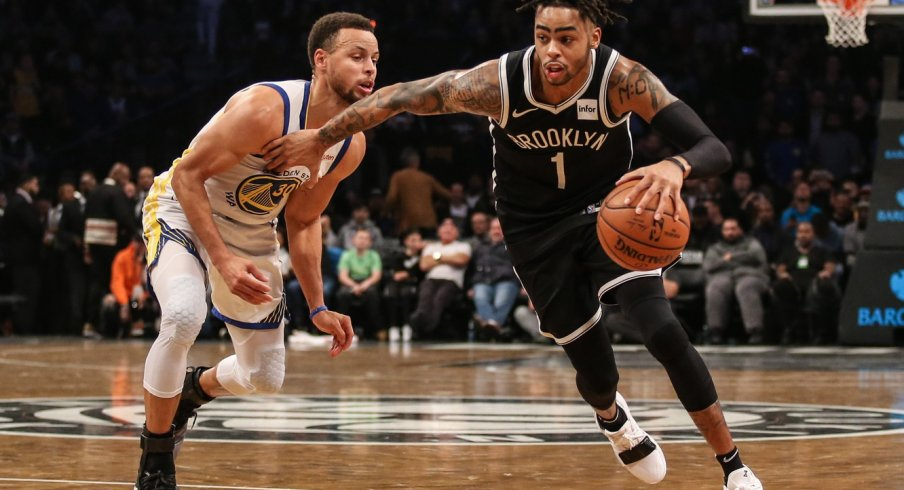 d u0026 39 angelo russell u0026 39 s nba all