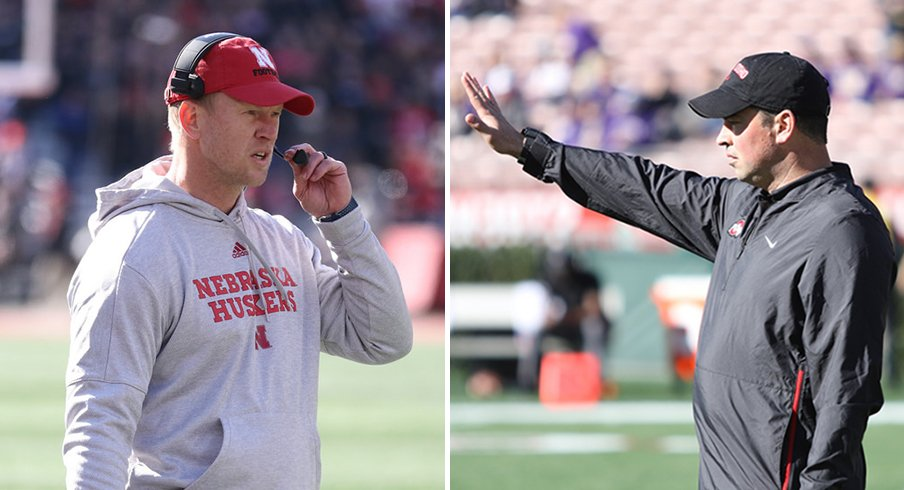 Scott Frost and the Huskers could be one of the bigger challenges in 2019.