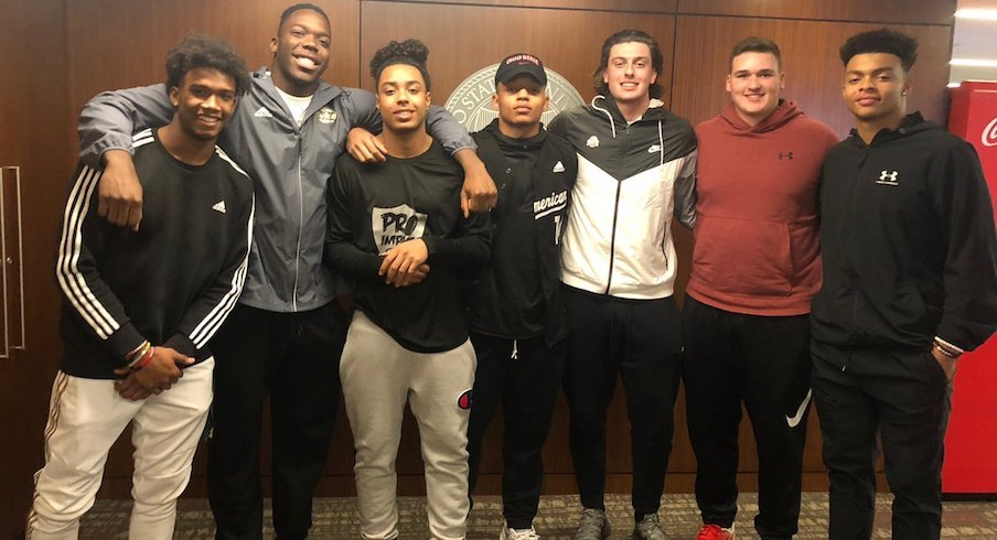 Ohio State early enrollees
