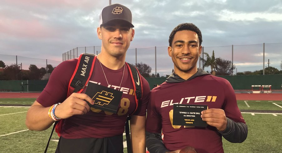 Jack Miller makes Elite 11 Finals.