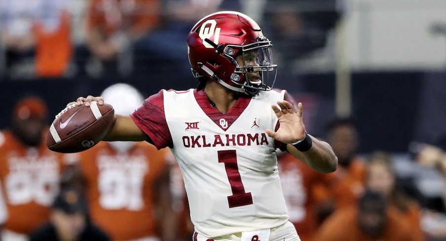 Kyler Murray is committed to playing in the NFL.