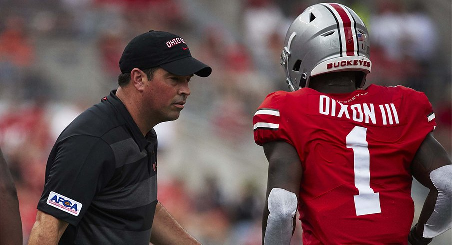 Ryan Day still has the Buckeyes rolling in the Sunshine State.