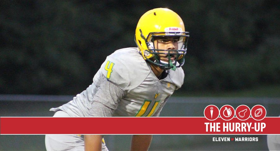 Ohio State Football >> The Hurry Up New Tight End Offer Talks Ohio State Tradition Major