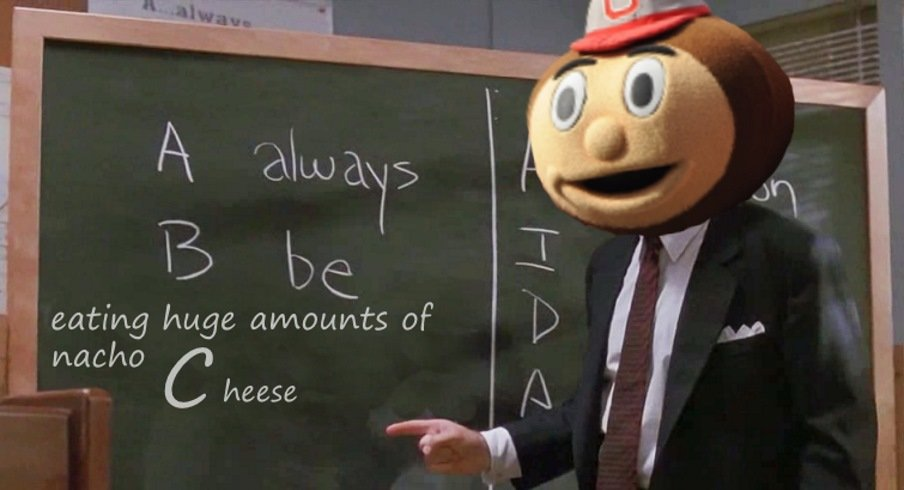 Always Be Cheesin'
